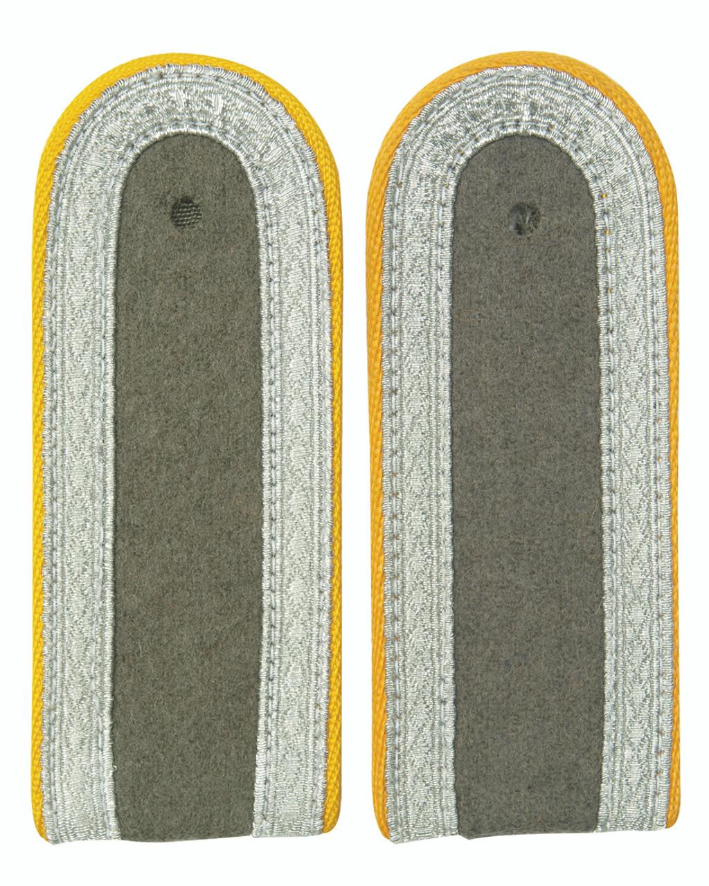 NVA NCO Shoulder Boards - Signals