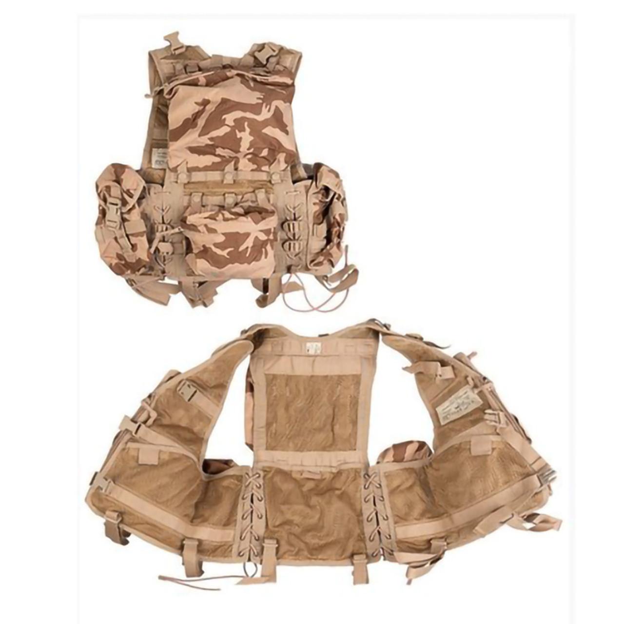 Czech Combat Vest details