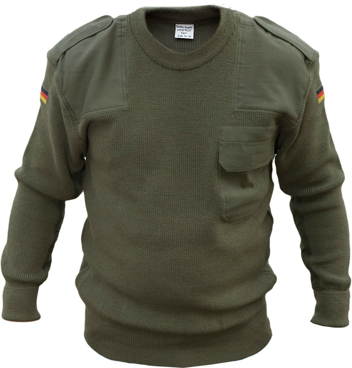 Bw Commando Sweater