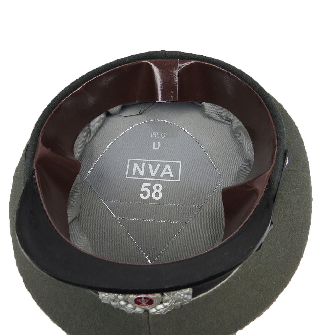 Reproduction East German Visor Cap
