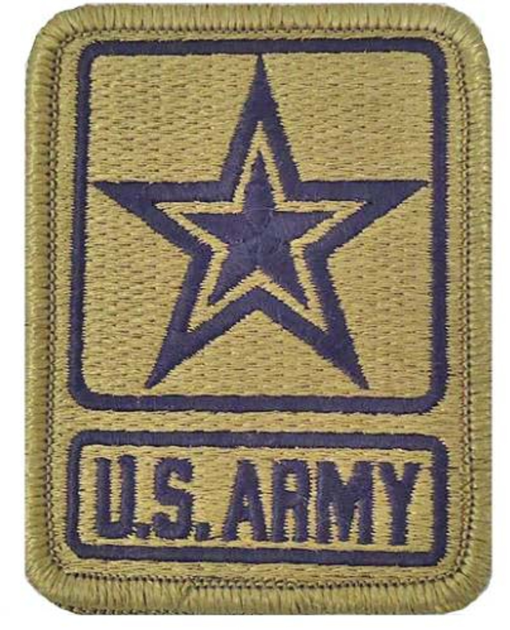 U.S. ARMY OCP Patch - With Hook Fastener