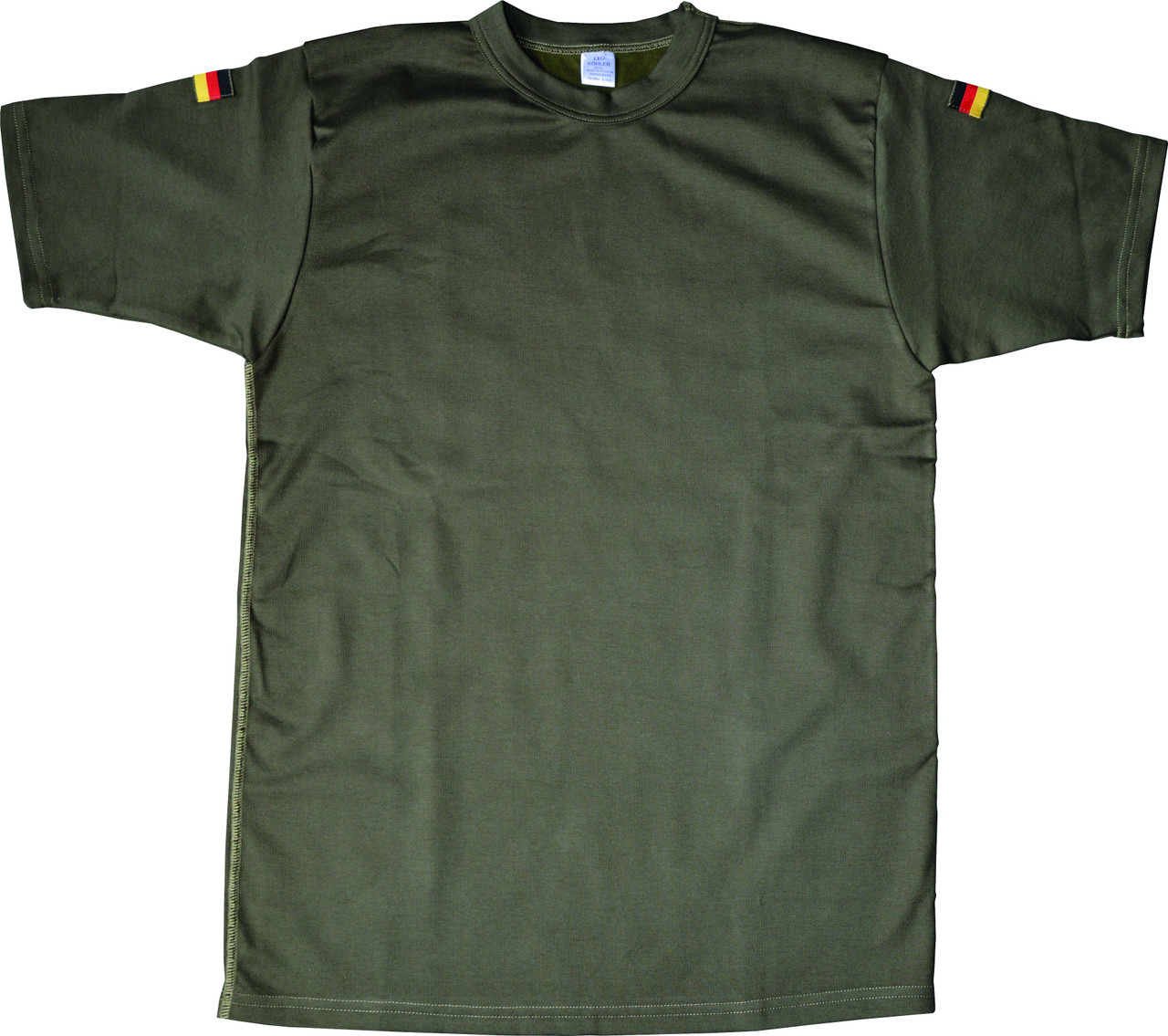 Bundeswehr Tropical Shirt OD