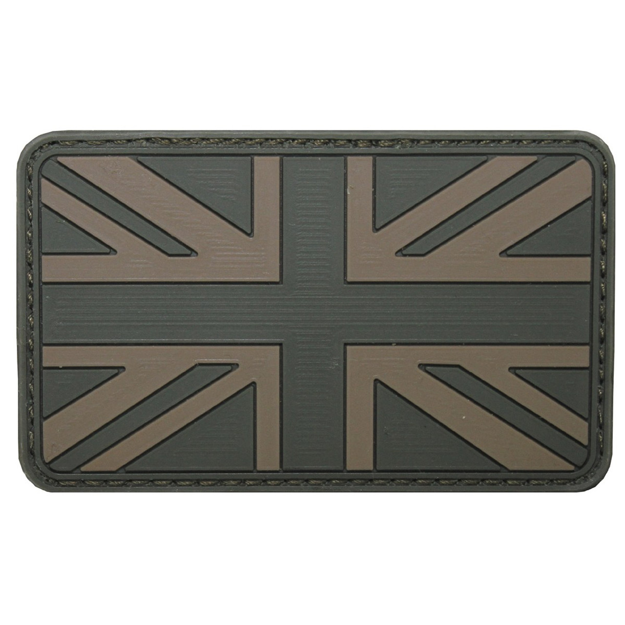 3D Patch, UK, Subdued OD