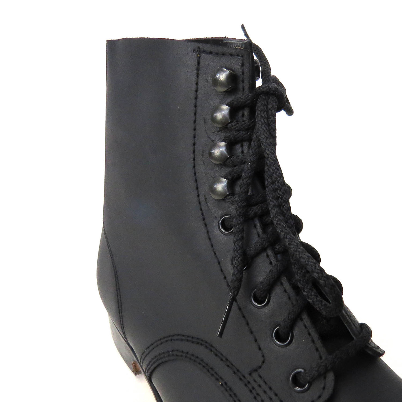 Panzer Boots with Speed Laces