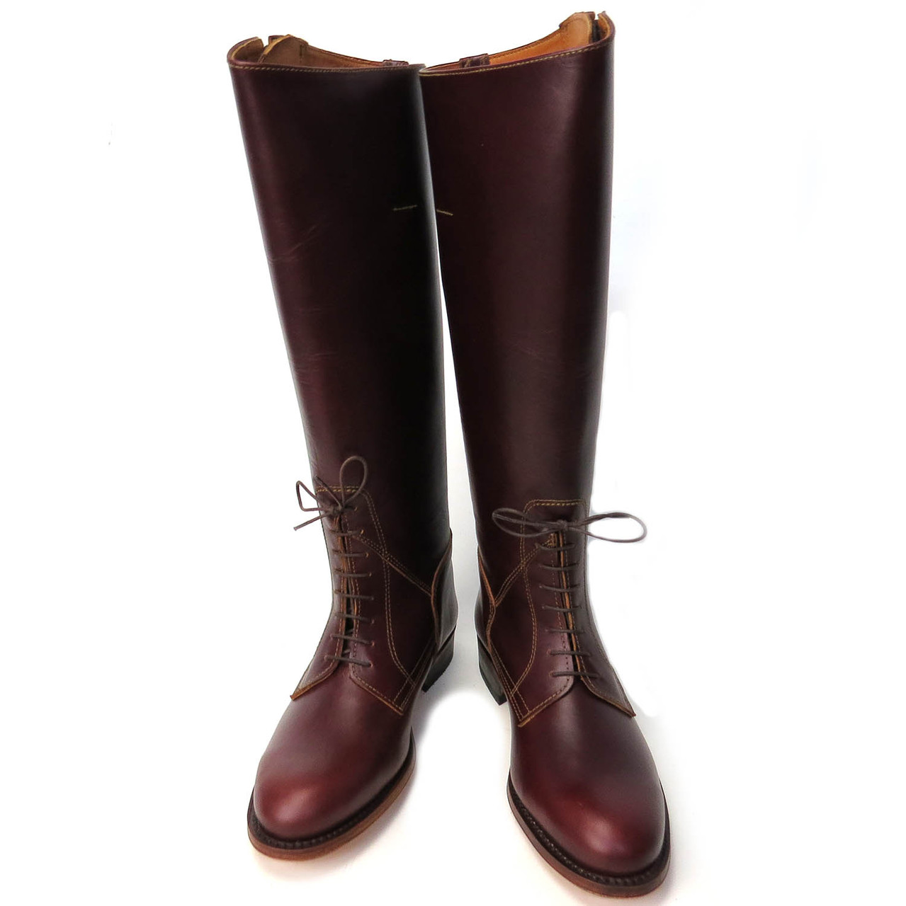 English Officer Boots