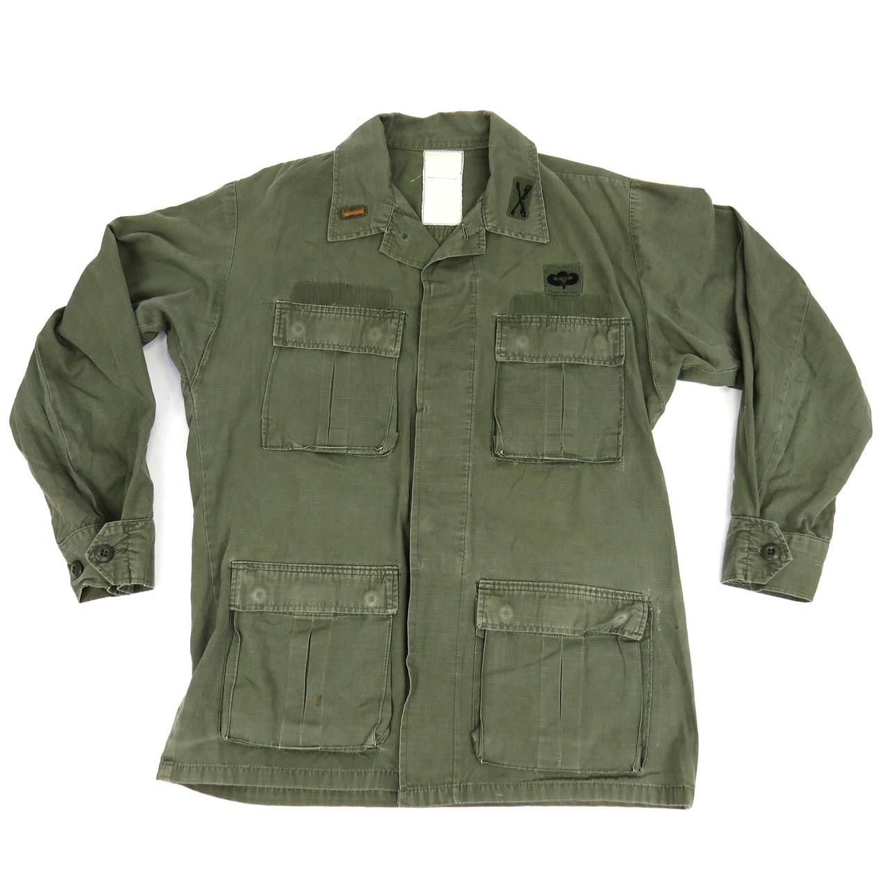 Transitional Jungle Fatigue Shirt