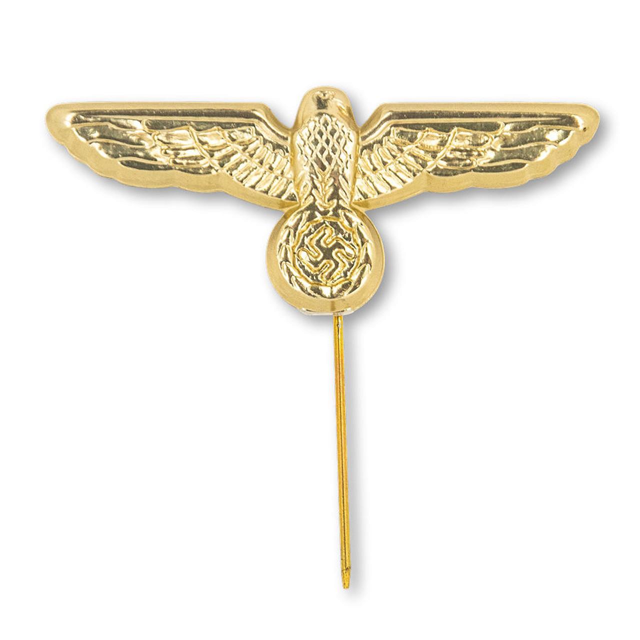 KM Cap Eagle Pin