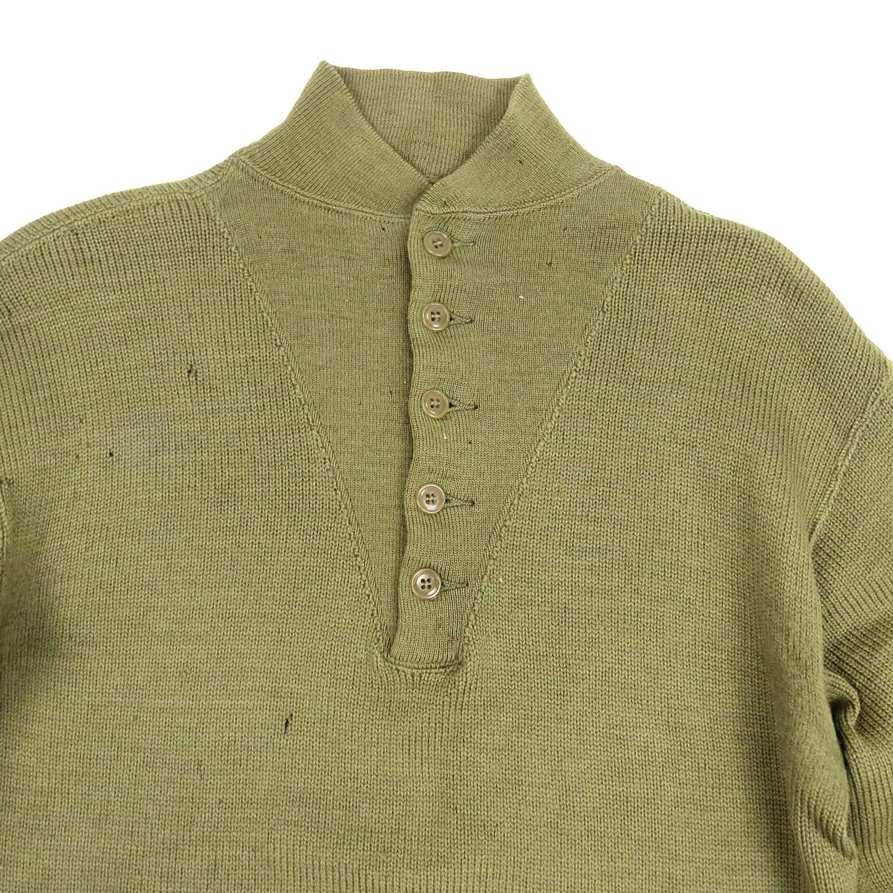 WWII GI Sweater