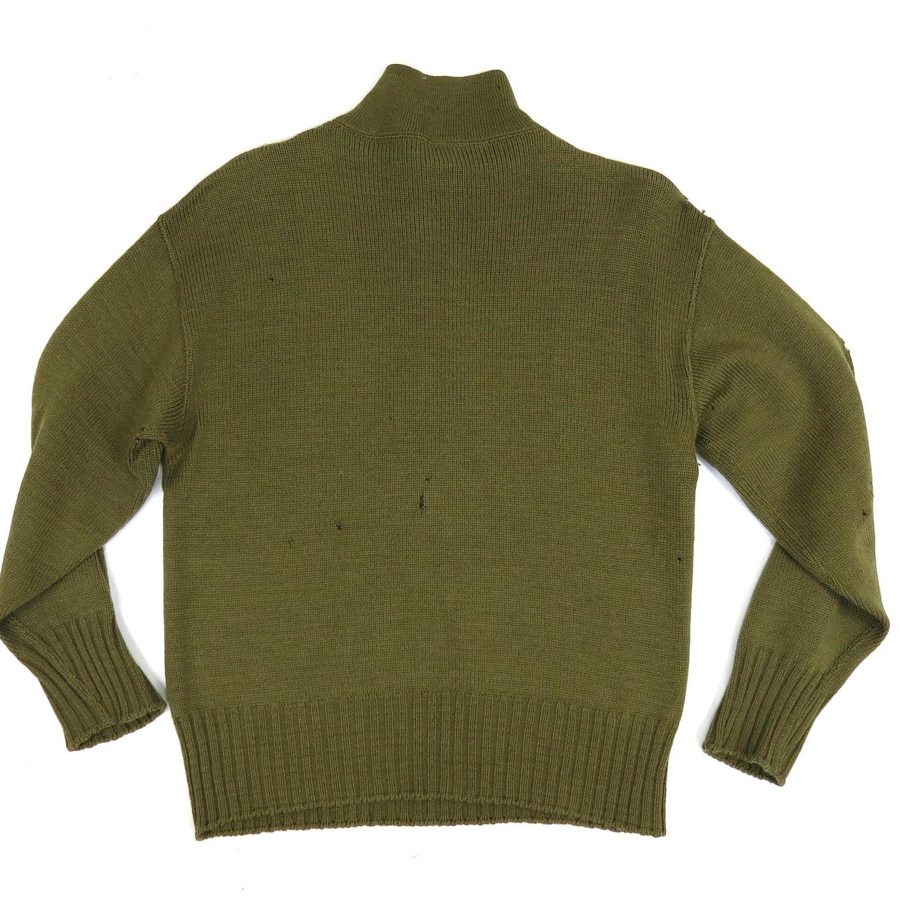 WWII Army Sweater