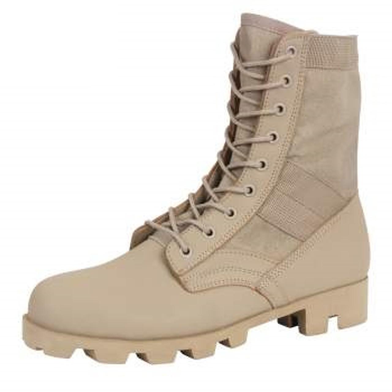 Desert Jungle Boots