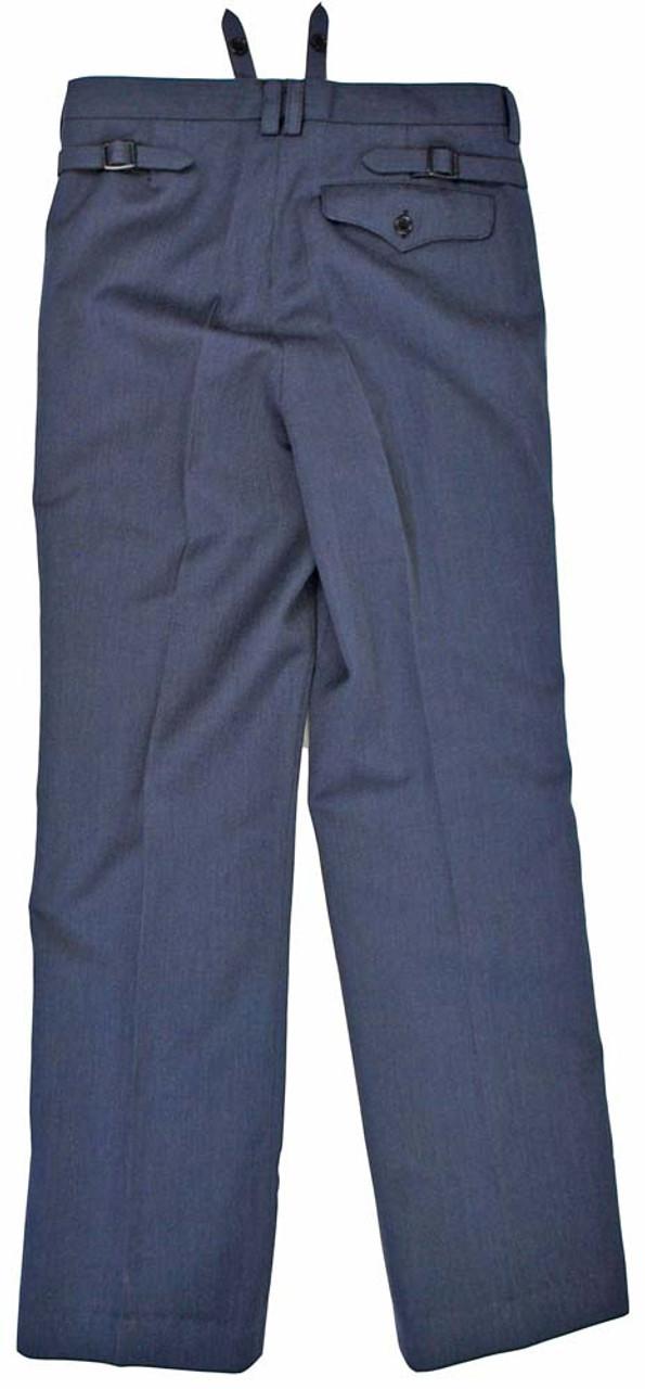 LW Officer's Mess Tuxedo Trousers - Size 32R (Medium)