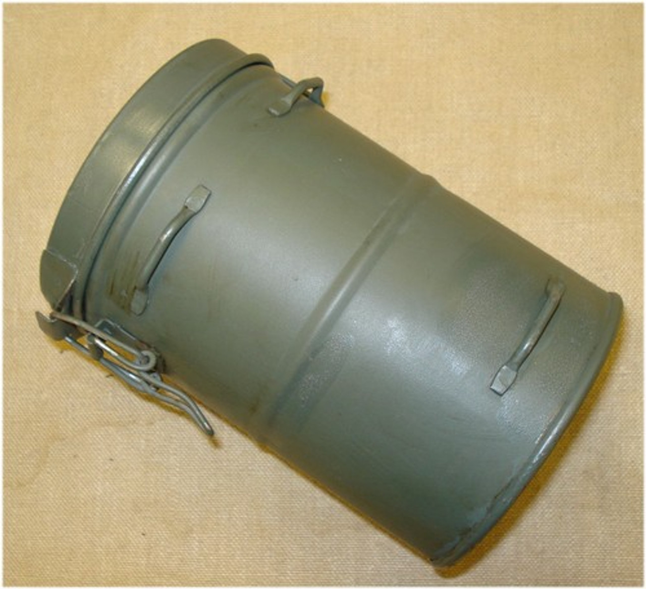 Gas Mask Carrying Box 17 (Tin)