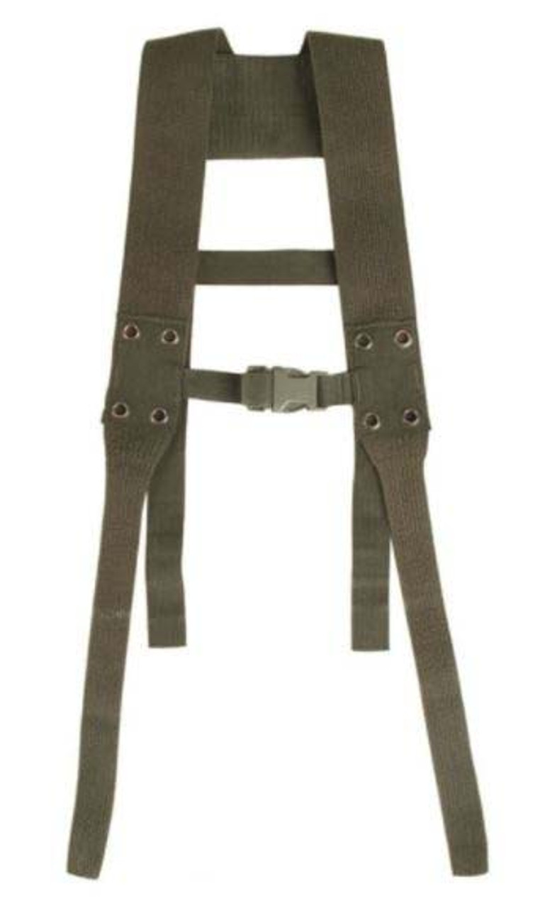 Bundeswehr Issue H-Harness (LBE)