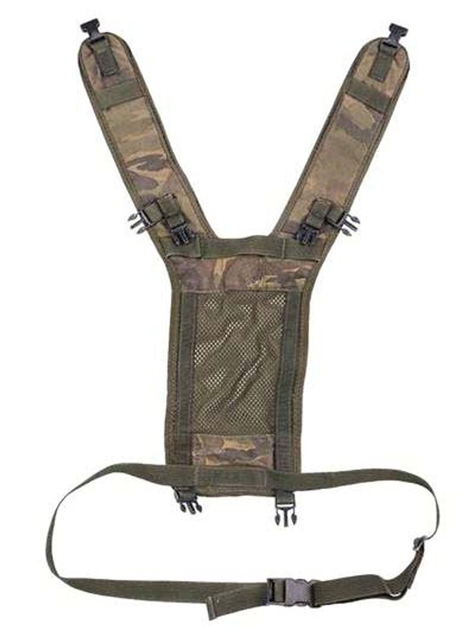 British PLCE DPM 'H' Field Suspenders