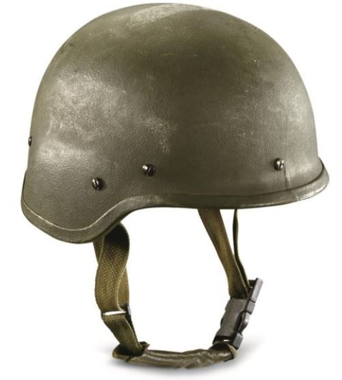 Italian Army OD Kevlar Helmet