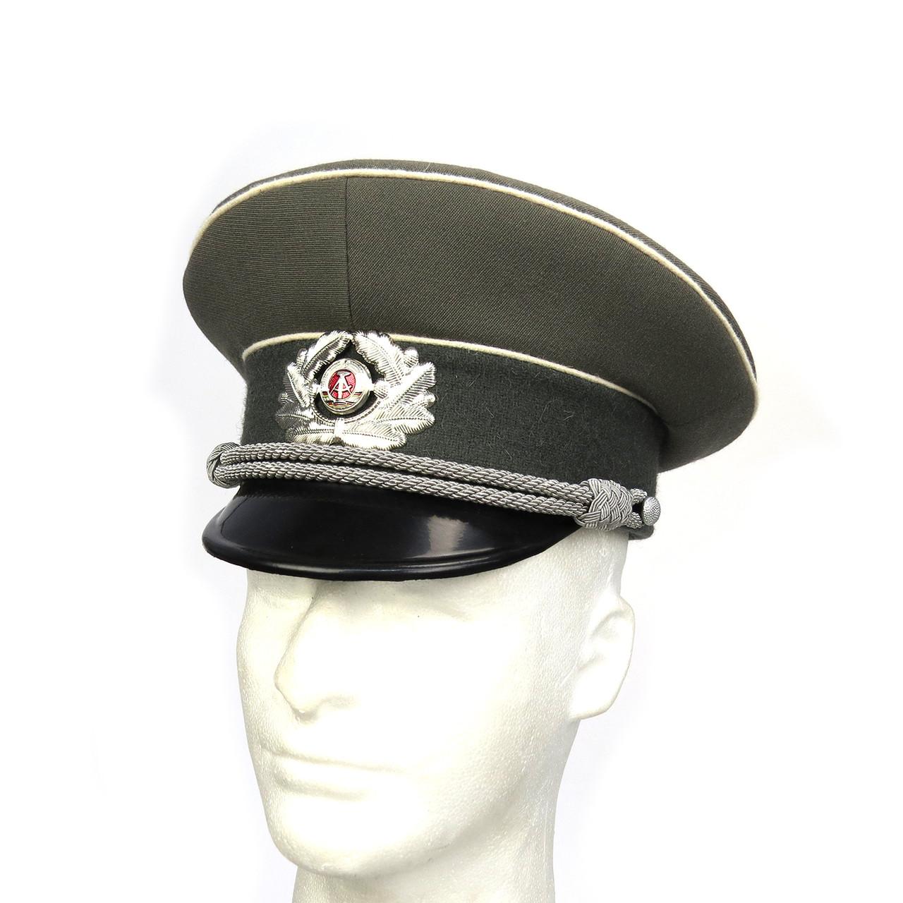 Repro DDR National Volks Armee Visor Cap