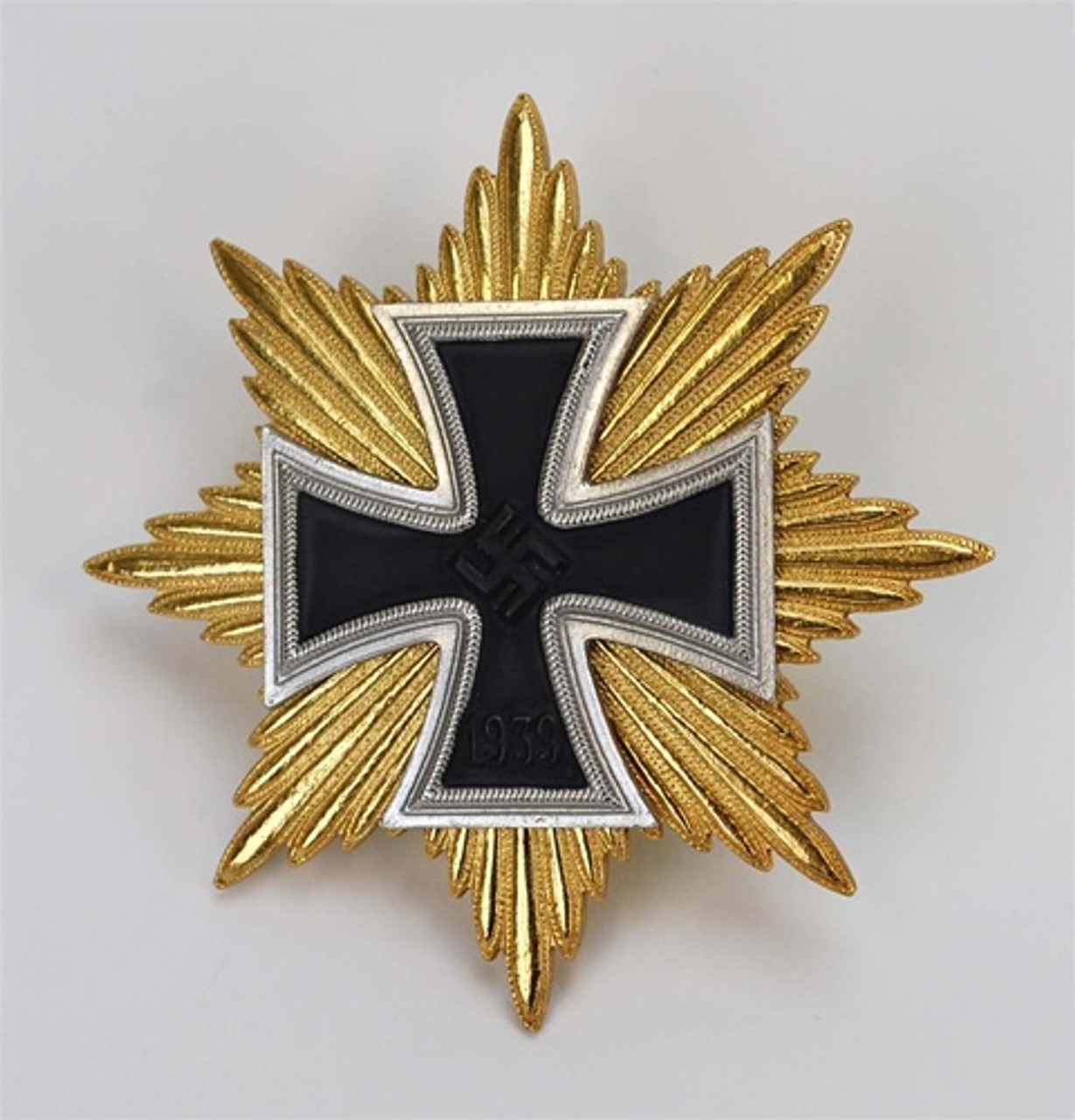 Star of the Grand Cross of the Iron Cross (1939) from Hessen Antique