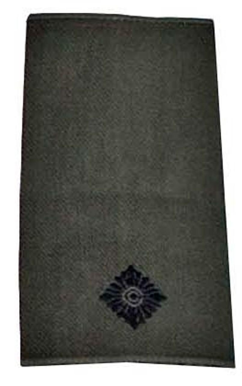 Bundeswehr Steingrauoliv Rank Insignia from Hessen Antique