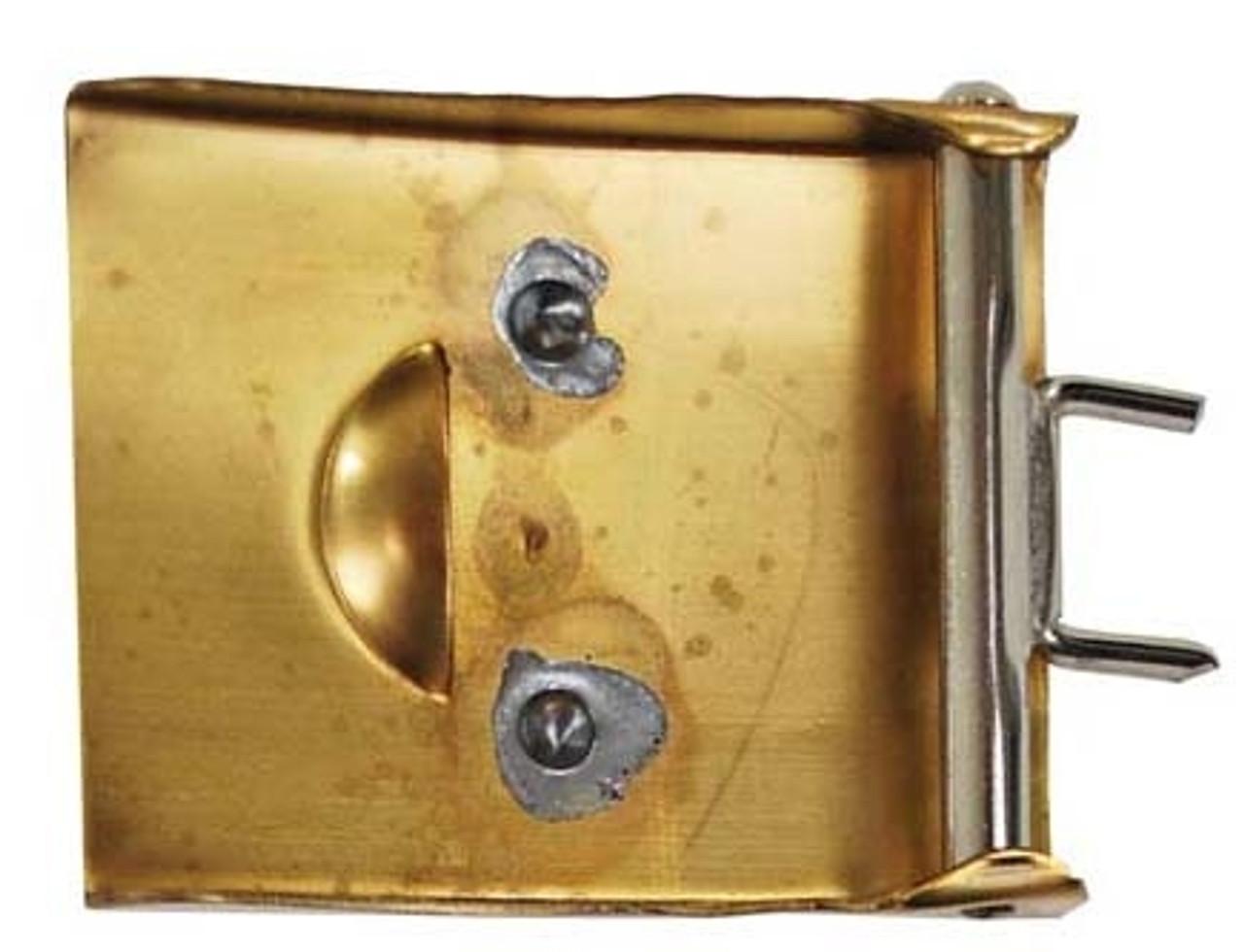 Prussian Belt Buckle from Hessen Antique