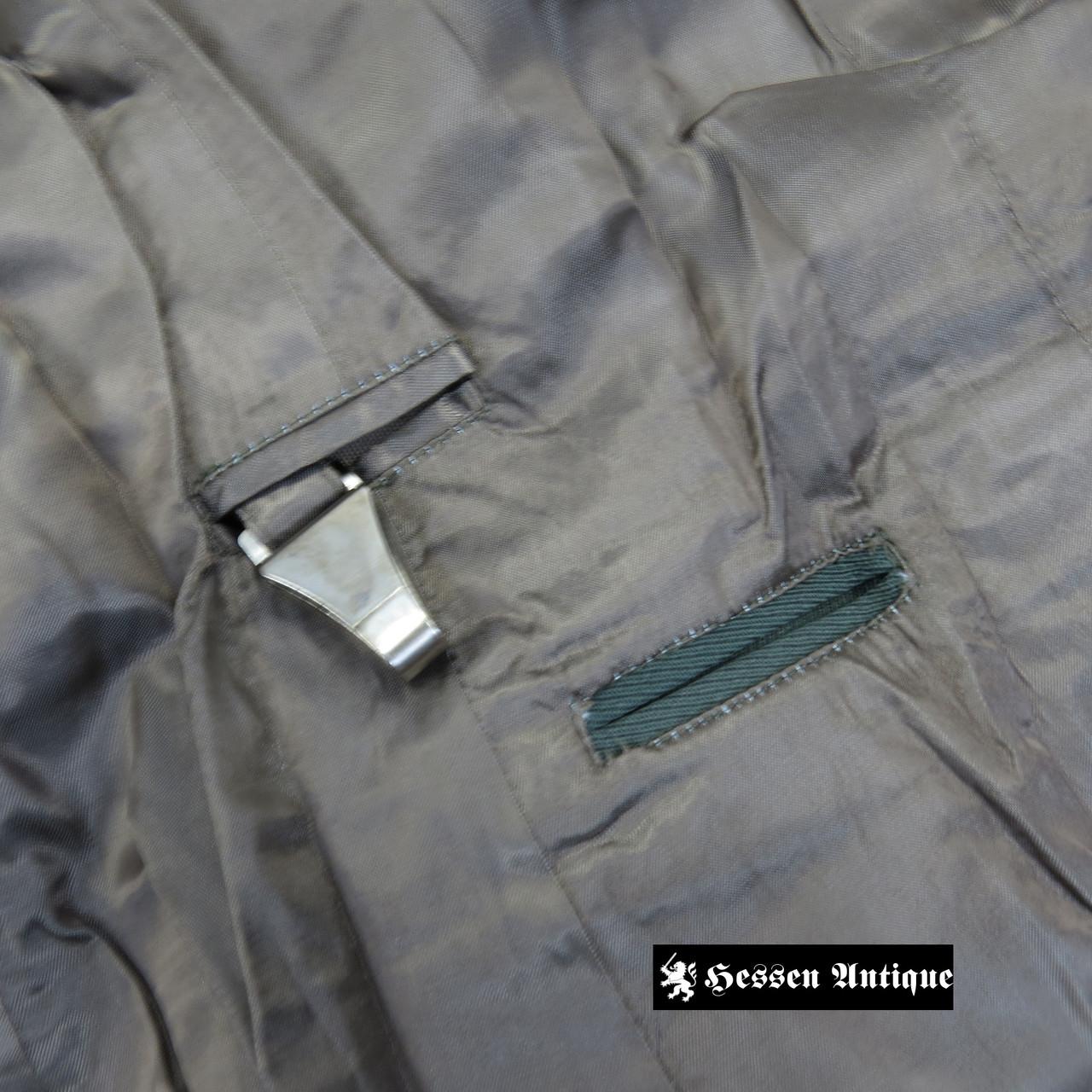 Dagger Hanger SS German Officer Dress Tunic in Gabardine Twill from Hessen Antique