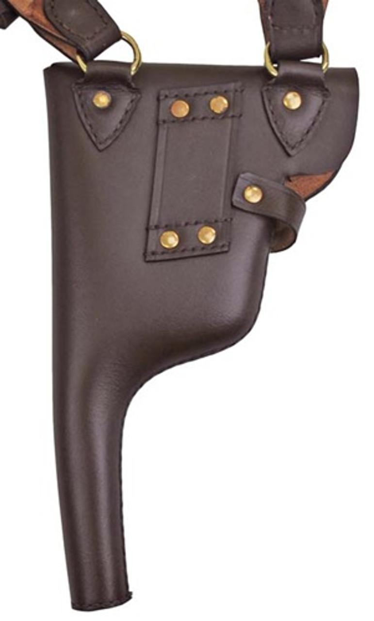 WWI C96 Mauser Pistol Holster With Shoulder Strap
