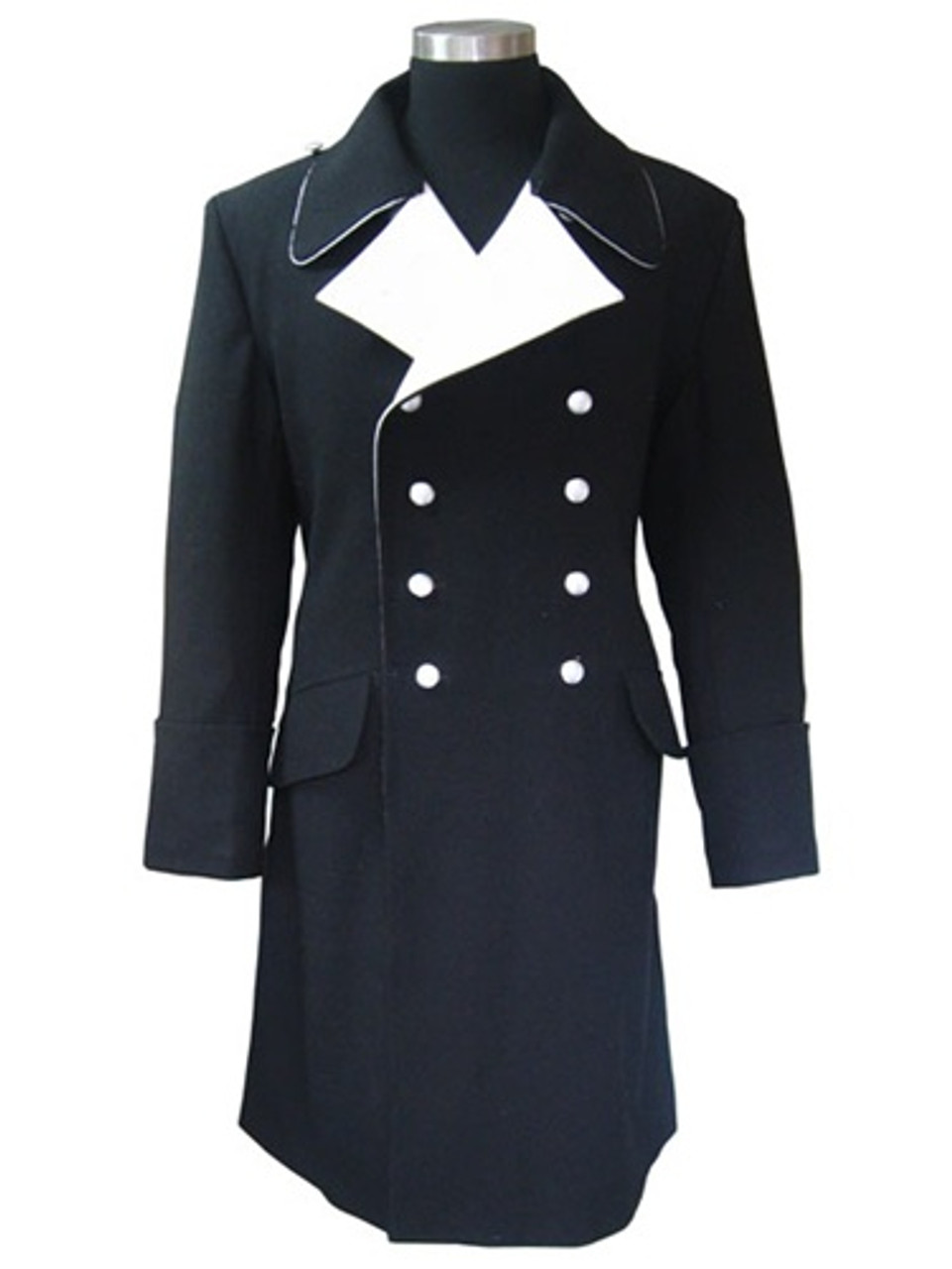 SS M32 General Officer Gabardine Greatcoat from Hessen Antique
