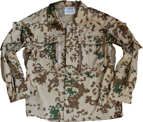 KSK Combat Blouse - Tropical from Hessen Antique