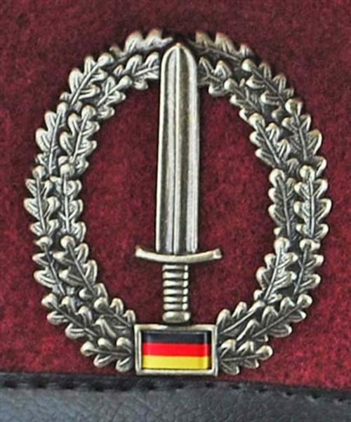 Bundeswehr Kommando Spezialkräfte Beret from Hessen Antique