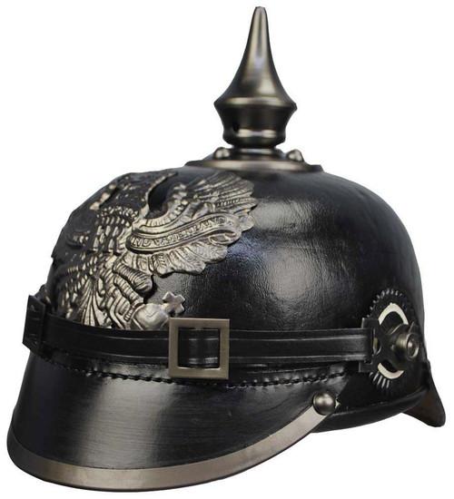 1915 Prussian Line Pickelhaube (Spiked Helmet)