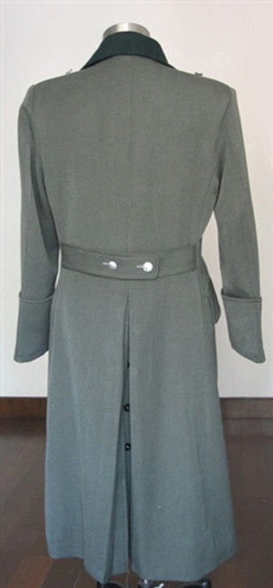 SS General Officer Gabardine Greatcoat from Hessen Antique