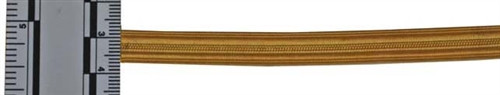 KM Officers Gold Brocade Sleeve Rank Stripe - 9mm