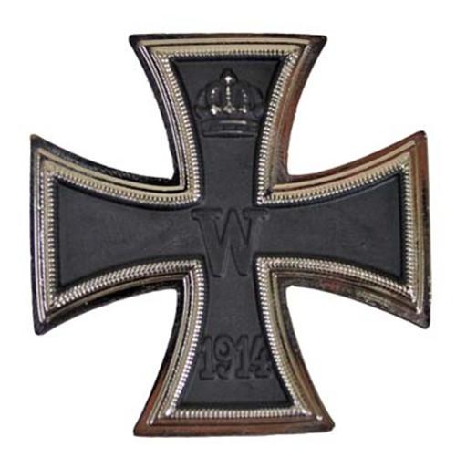 Iron Cross First Class - 1914 from Hessen Antique