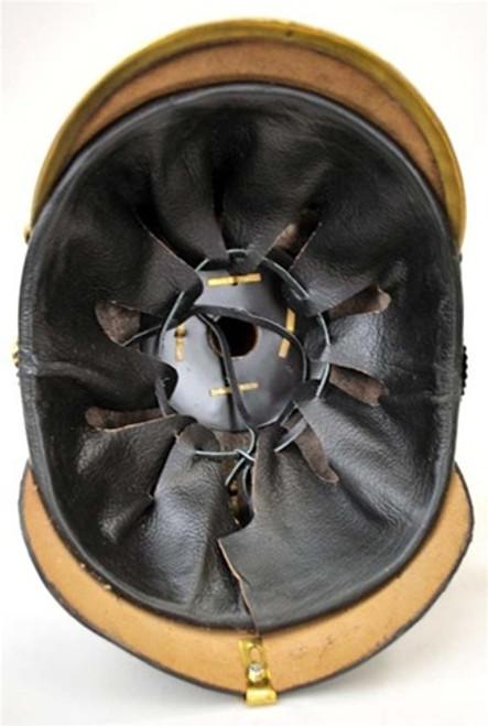 Hessen Pickelhaube (Spiked Helmet) from Hessen Antique
