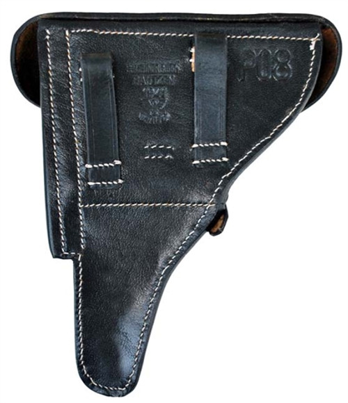 P-08 Leather Holster from Hessen Antique