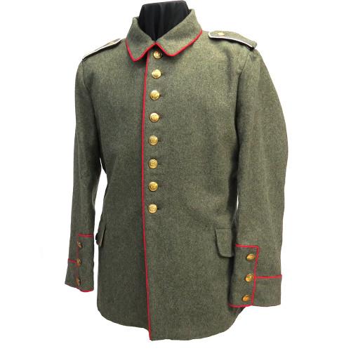 Model 1907/10 Feldrock German Tunic from Hessen Antique