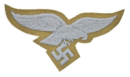 LW Breast Eagle - Tropical