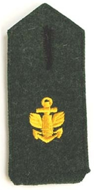 KM Coastal Artillery Shoulder Boards