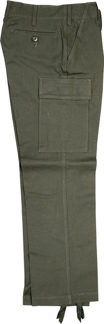 Bundeswehr Moleskin Trousers from Hessen Antique