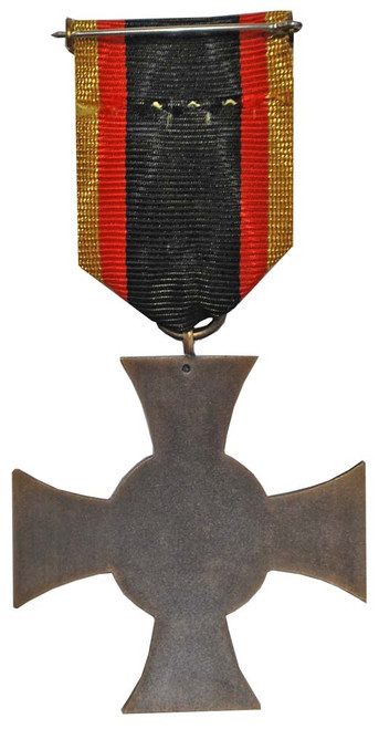 Bundeswehr Cross Of Honor: ISAF - Bronze from Hessen Antique