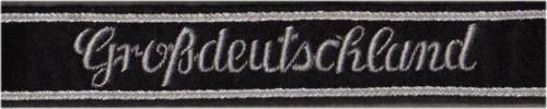 Großdeutschland Cuff Titles