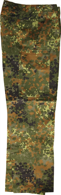 Bundeswehr Field flecktarn Trousers from Hessen Antique