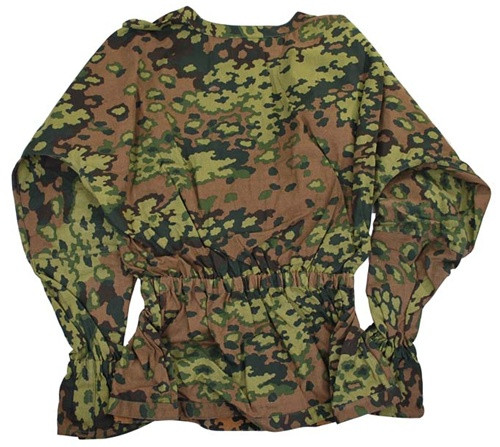 SS M40 Type I Camouflage Smock from Hessen Antique