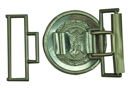 Wehrmacht Officer's Buckle from Hessen Antique
