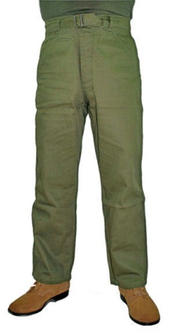 German Tropical Trousers from Hessen Antique
