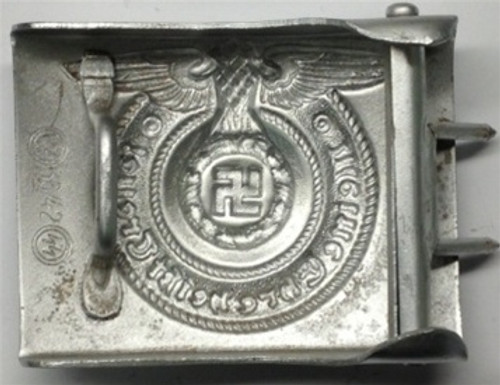 Luftwaffe Belt Buckle from Hessen Antique