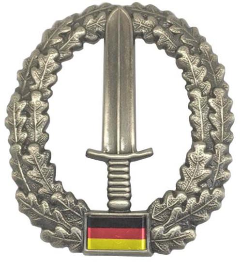 Bw Kommando Spezialkräfte Beret Badge