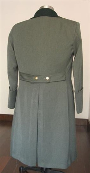 WH General Officer Gabardine Greatcoat from Hessen Antique