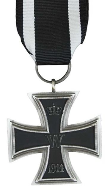 Iron Cross Second Class - 1914 from Hessen Antique