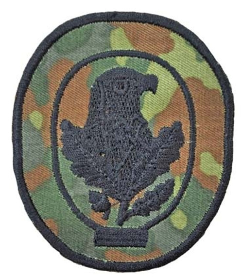 Bw Sniper Badge - Subdued from Hessen Antique
