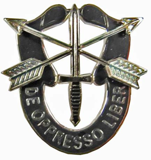 Special Forces Unit Crests (pair)